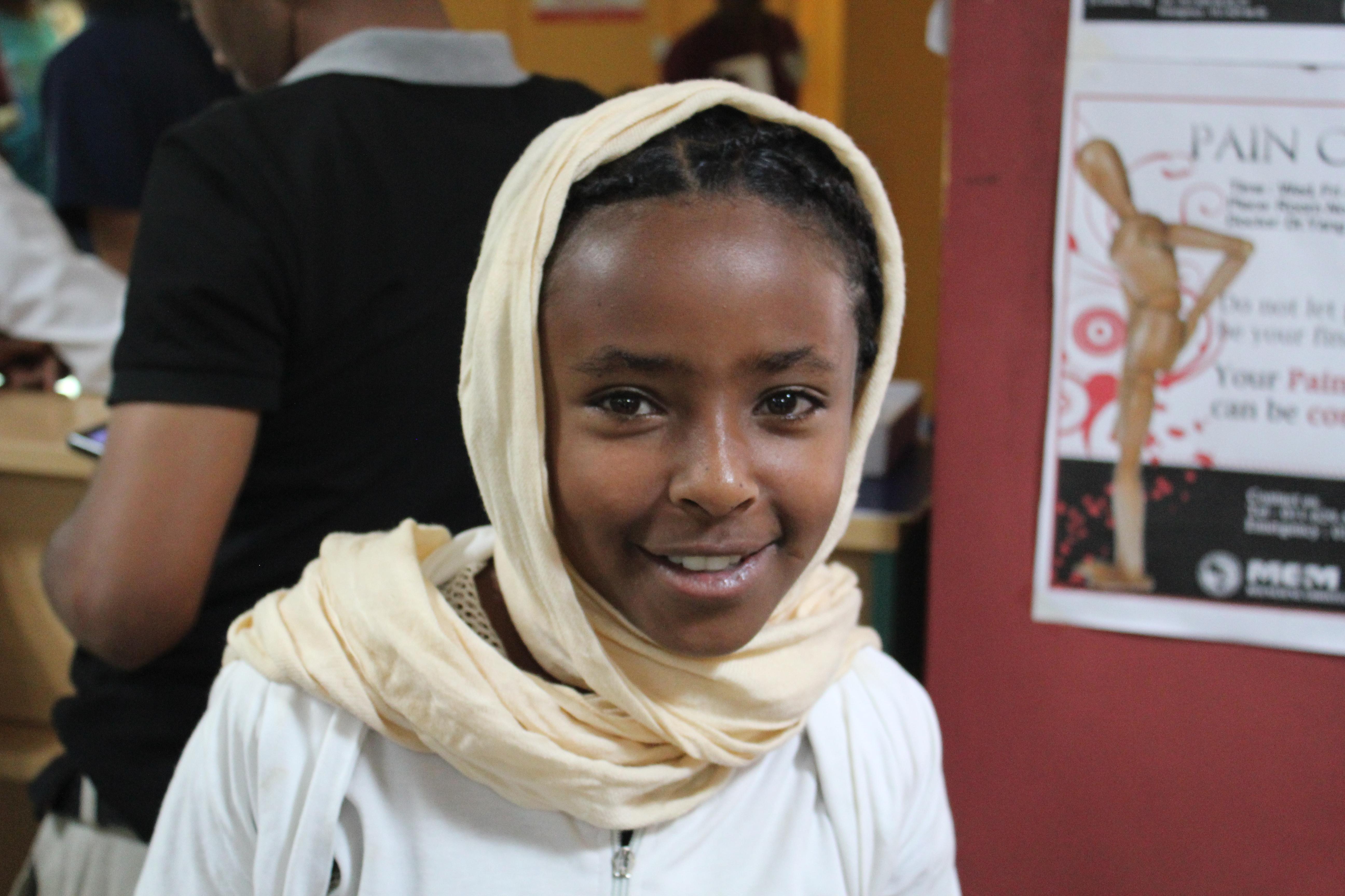 Preventing High Risk Scoliosis Progression in Ethiopia