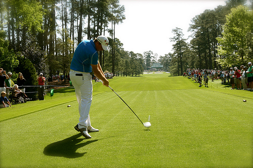Teeing Up the Masters and How to Avoid Back Pain From Golf ...