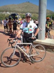 TBI Dr. Guyer biking