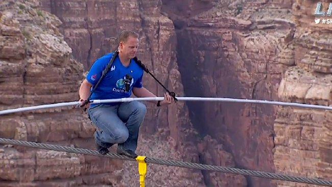 Across The Grand Canyon